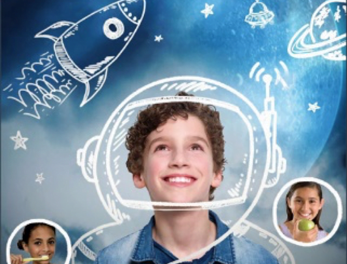 February is National Children's Dental Health Month